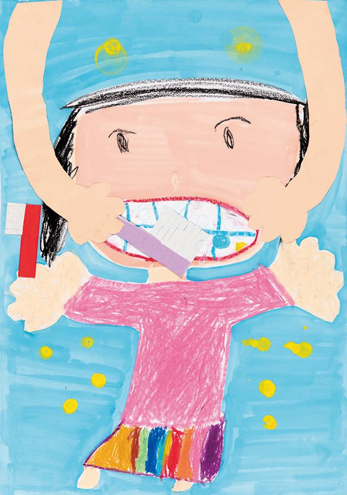 ポスター 虫歯 予防